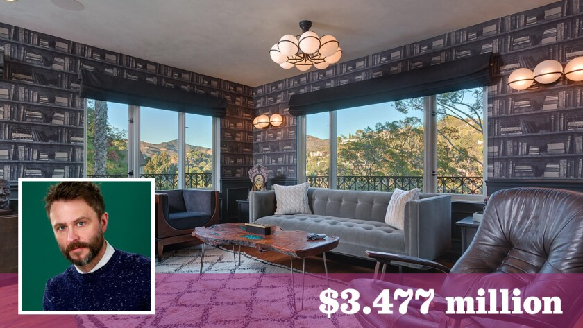 Hot Property | Chris Hardwick
