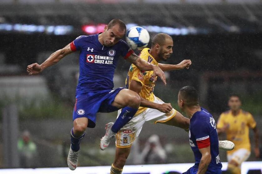 Los Tigres reciben mañana al Cruz Azul en uno de los atractivos de la jornada