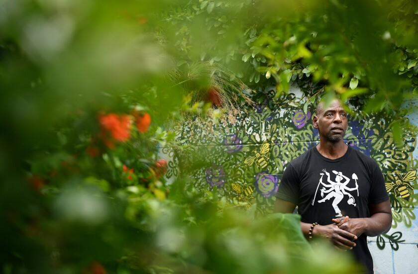 Ron Finley, the Gangsta Gardener