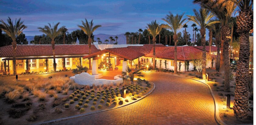La Casa del Zorro in Borrego Springs is offering an August deal that makes the nightly room rate equal to the high temperature on the day you are visiting the desert resort.