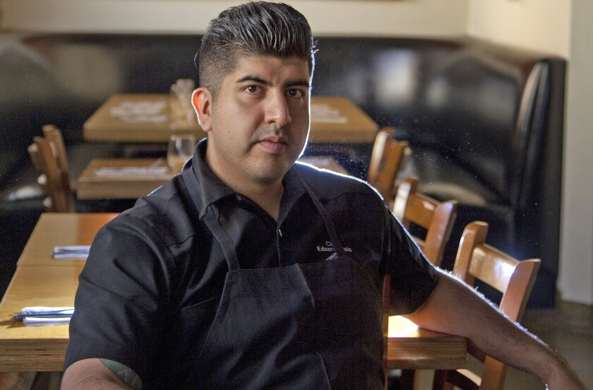 The chef of Corazon y Miel in Bell is heading north to open a sausage and beer house in Old Town Pasadena.