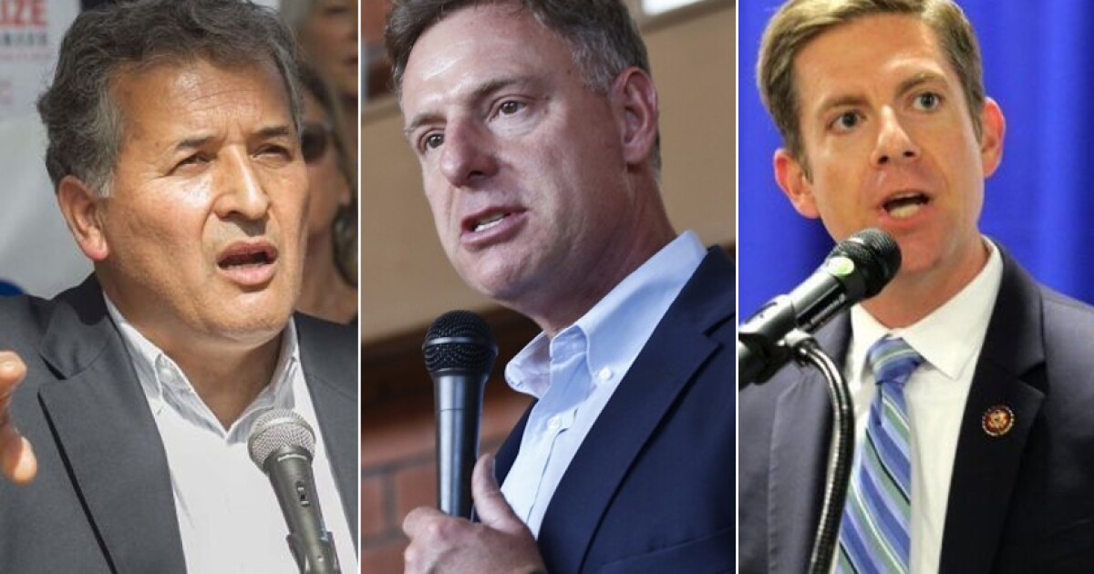 Endorsement: Vargas, Peters and Levin deserve new terms in House