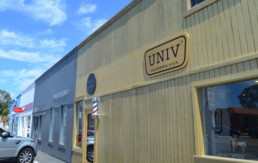 Thora Guthrie, executive director of Encinitas 101 Main Street, said this cluster of creative businesses on Highway 101 is bringing new energy to the area.