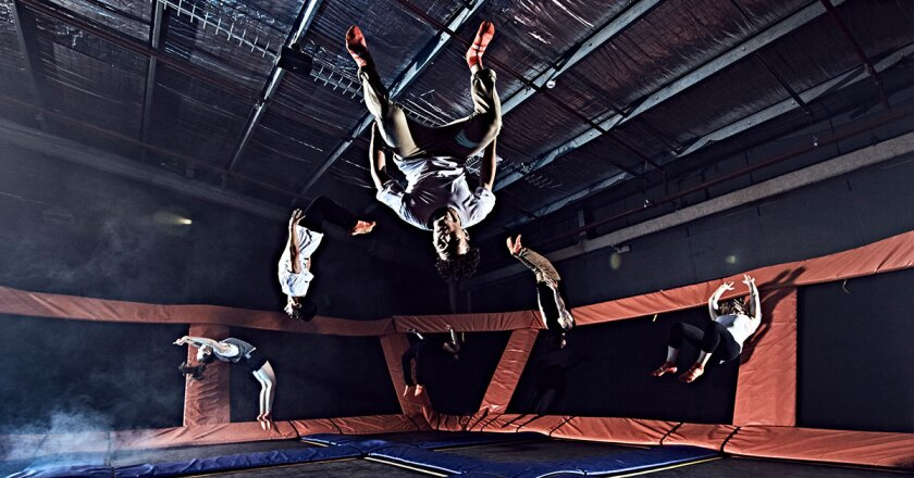 Sky Zone holds a grand opening of its newest indoor trampoline park from 10 a.m.-11 p.m. March 7 at 6133 Innovation Way, Suite 102, Carlsbad.