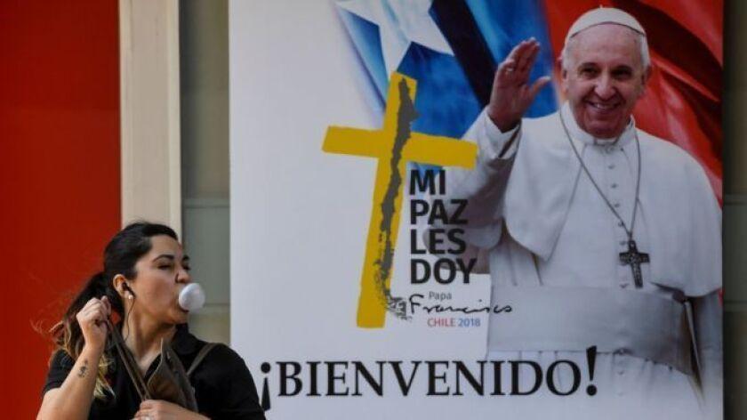 El papa Francisco llega este lunes a América Latina y, con eso, se ha puesto una vez más sobre el tapete el nivel de confianza que los latinoamericanos tienen en la Iglesia.