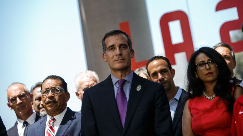 Los Angeles plans to launch a cybersecurity threat-sharing