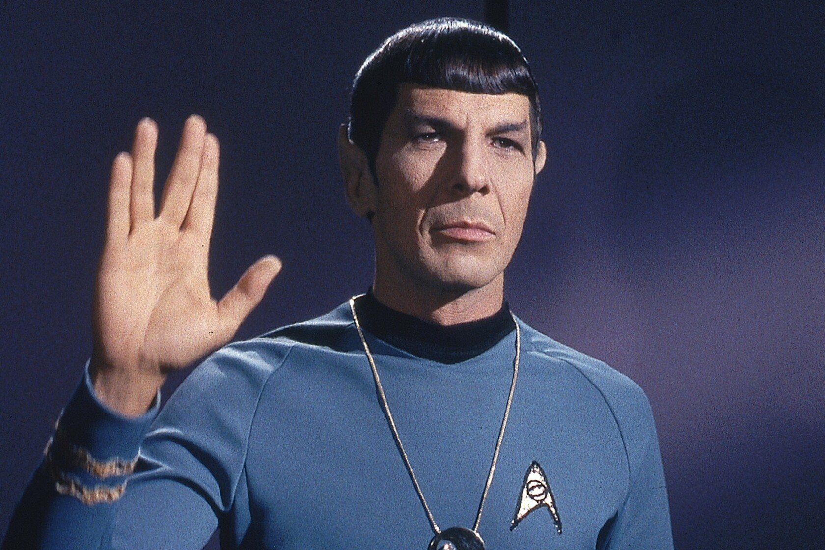 Image result for leonard nimoy as spock