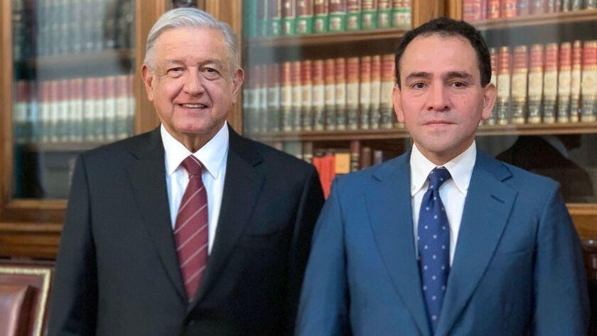 MEXICO-ECONOMY-LOPEZ OBRADOR-HERRERA