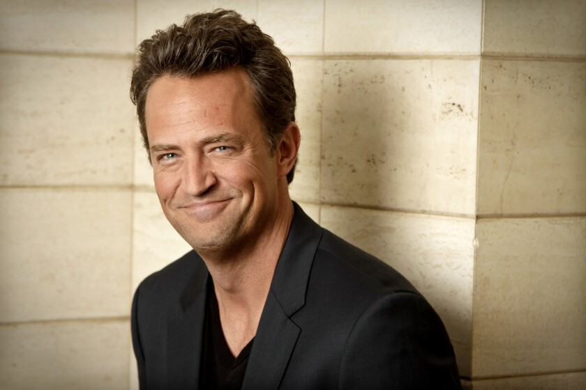 Matthew Perry will play Ted Kennedy in a new Reelz miniseries