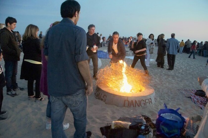 Orange County supervisors to weigh in on beach fire ring ban