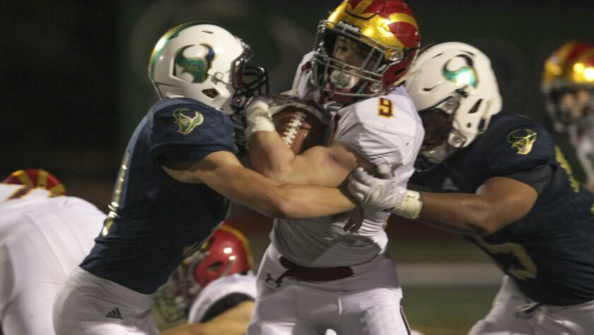 There is usually plenty at stake when two Avocado League teams like Torrey Pines and La Costa Canyon play each other.