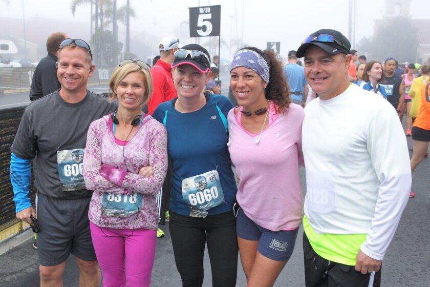 Tracy Maziek, Cindy Dalton, Jennifer Maziek, Brenda Tautges, and Daniel Tautges