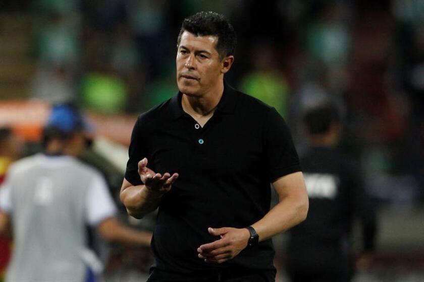Jorge Almirón, entrenador del San Lorenzo. EFE/Archivo