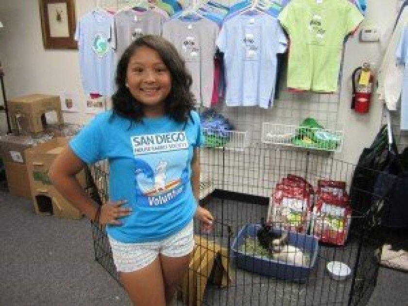 Volunteer Melanie An