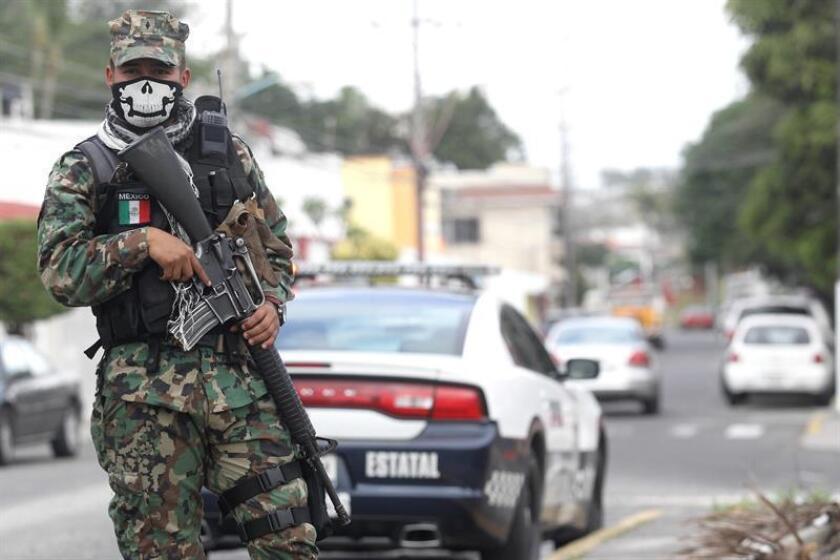 Un juez mexicano ordenó liberar a Alfredo Cárdenas Martínez, conocido como el Contador, presunto líder del cártel del Golfo en Matamoros, noreste de México tras decretar su detención como ilegal, informaron hoy fuentes judiciales. EFE/ARCHIVO