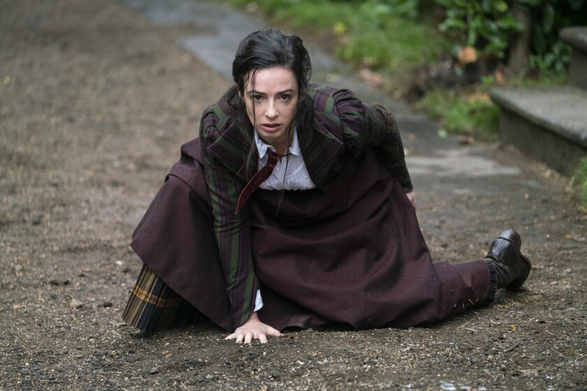 """Laura Donnelly in """"The Nevers"""" on HBO"""