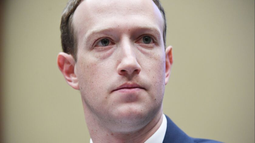 Mark Zuckerberg said he and Sheryl Sandberg were staying put; Facebook has been accused of using smear tactics against critics.