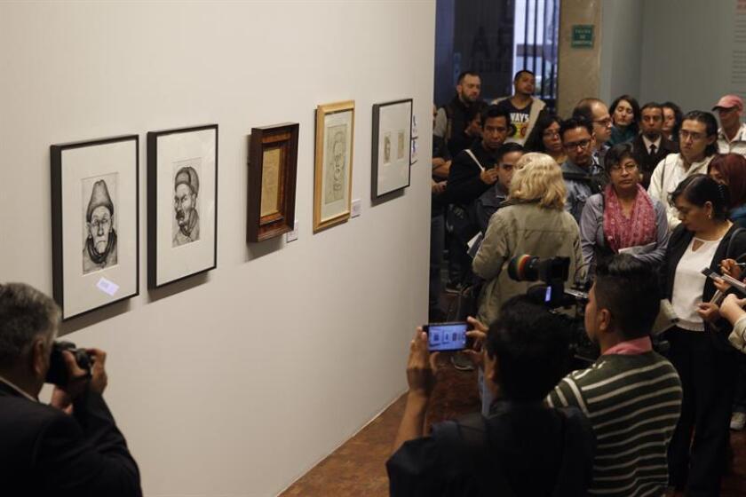 """Los dos viajes del muralista mexicano Diego Rivera (1886-1957) a la hoy extinta Unión de Repúblicas Socialistas Soviéticas (URSS) """"transformaron su mirada en torno al arte"""" al mostrarle """"una sociedad que vio en estado de perfección"""" y """"reconstrucción"""", dijo a Efe la investigadora María Estela Duarte. EFE"""