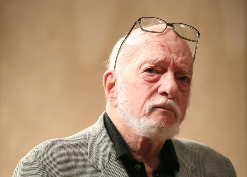 Director Harold Prince
