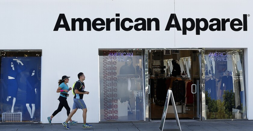 American Apparel net losses have totaled nearly $384 million over the last 5 1/2 years.