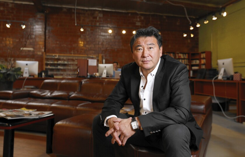 James Ryu is the publisher and founder of KoreAm Journal, which is going out of print after 25 years of chronicling the Korean American experience.