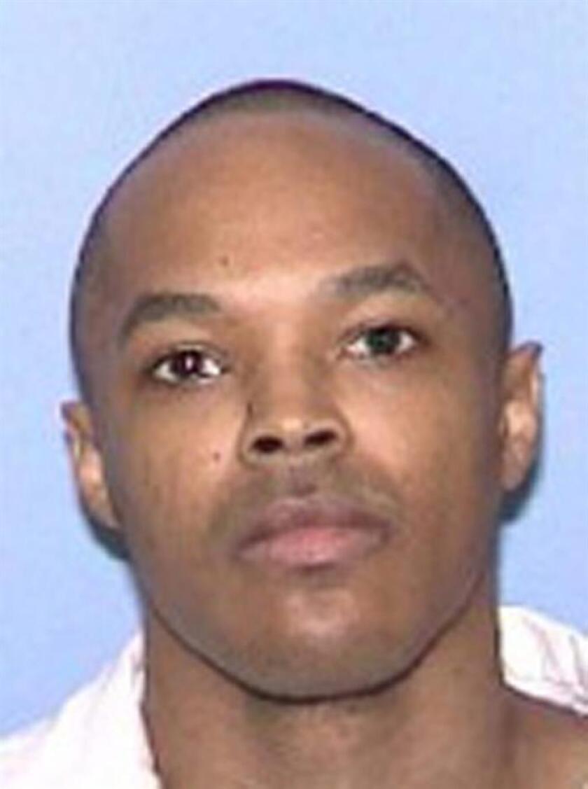 Fotografía facilitada hoy, 27 de enero del reo Terry Edwards, ejecutado en el estado de Texas (EE.UU.) EFE