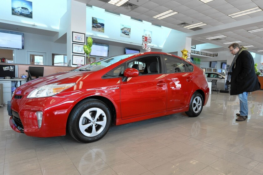 Toyota Motor Corp. has recalled about 700,000 Prius hybrids this year, among the 11 million vehicles covered by recalls so far this year.