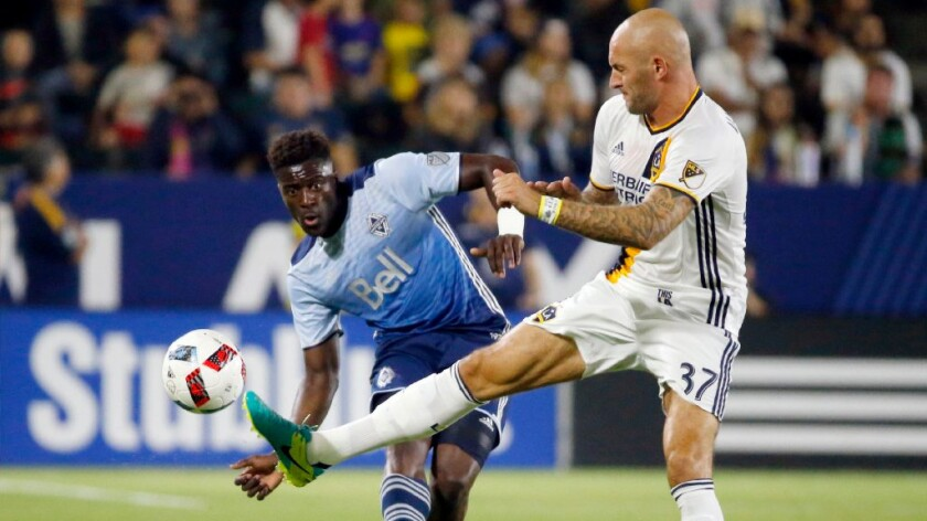Galaxy winless in six straight after 0-0 draw with Vancouver