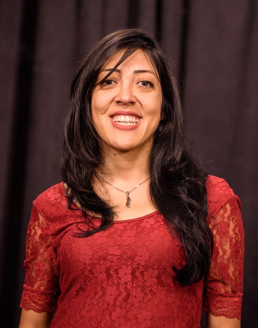 Tara Javidi is a UCSD professor of electrical and computer engineering.