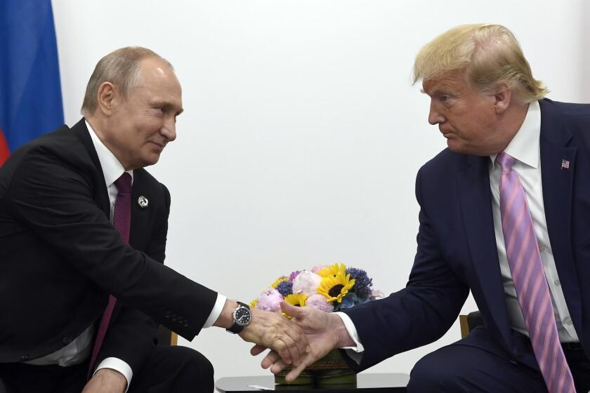 TRUMP RUSIA