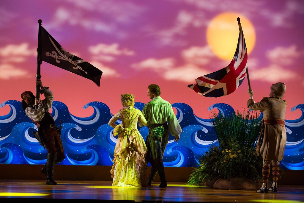 """The Pirates of Penzance"" opens San Diego Opera's 2017-2018 season on Oct. 14-22, 2017."