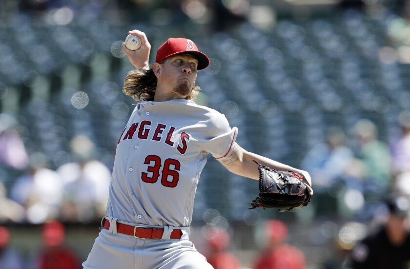Jared Weaver