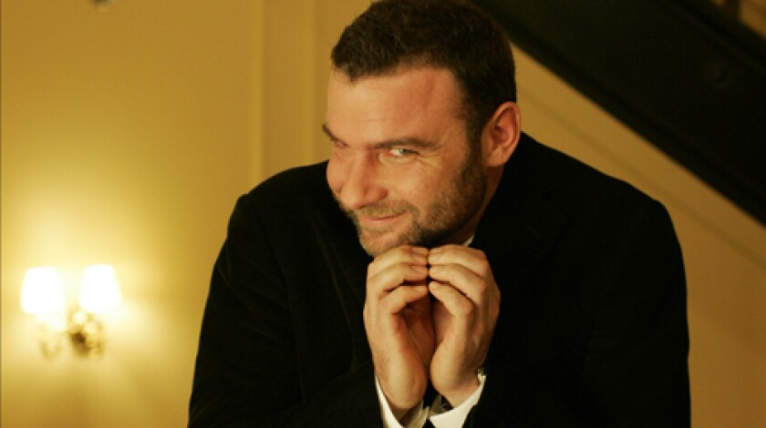 MAKE ROOM FOR DADDY: Liev Schreiber, who has appeared in and directed films that explore his Jewish heritage, recently had another son with Oscar-nominated actress Naomi Watts