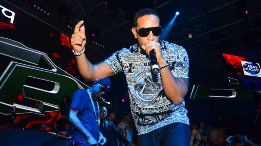 10/25/15 Ludacris at Parq's One Year Anniversary (Allissa Smith)