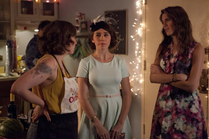 Review: Lena Dunham's 'Girls' courageous and contradictory