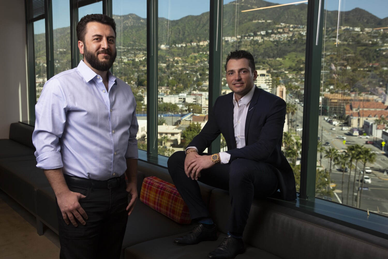A blue-collar tech giant grows in Glendale