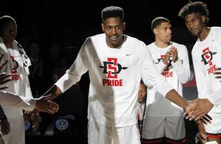 SDSU clears Malik Pope to return to the court