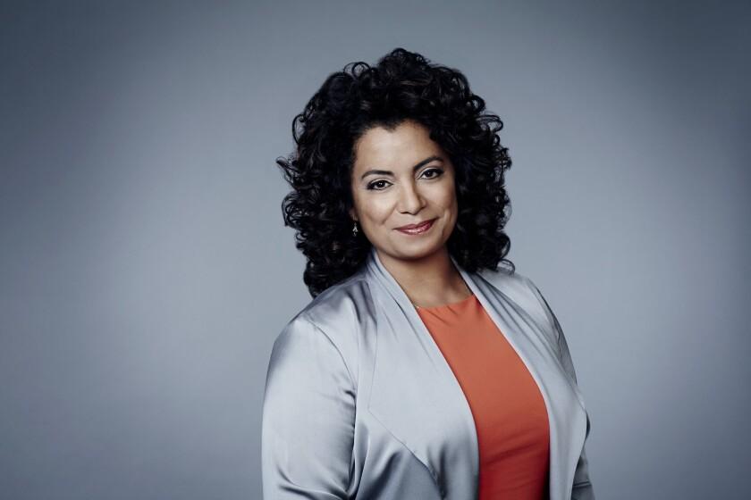 Michaela Pereira is leaving CNN's