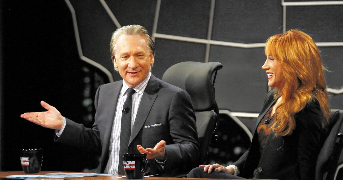 Bill Maher keeps on doing it his way