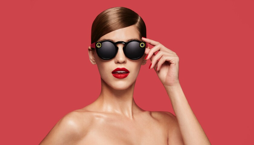 The recently unveiled Spectacles, which are sunglasses with an integrated camera for posting videos to Snapchat, are at the forefront of software vendors' broadening push into building physical goods.