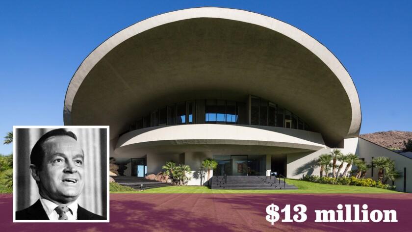 Hot Property | Bob & Dolores Hope's Palm Springs estate