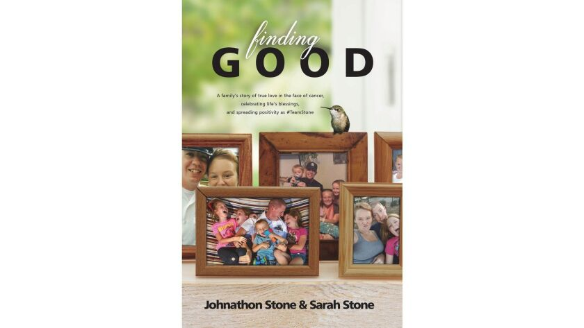 Widowed father of four writes book on 'Finding Good' in