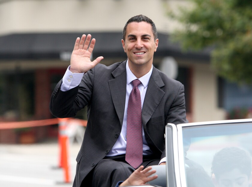 """Assemblyman Mike Gatto (D-Glendale) announced on Wednesday he will not run for State Senate next year, citing """"many factors"""" that influenced his decision."""