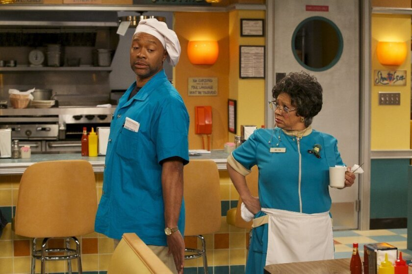 """""""Love Thy Neighbor,"""" Tyler Perry's second contribution to the OWN network, premiered Wednesday."""
