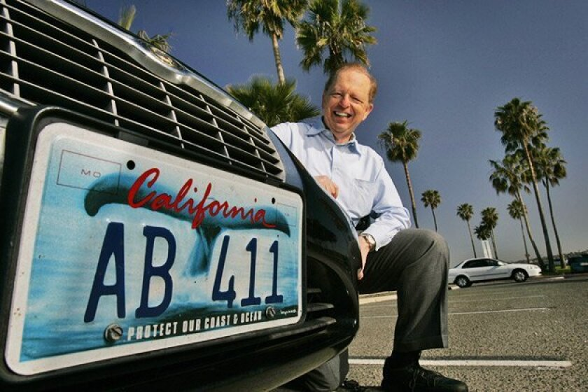Howard Wayne pushed through Assembly Bill 411 in 1997. 