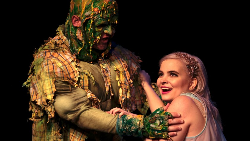 """The Toxic Avenger"" at the Hollywood Fringe Festival"