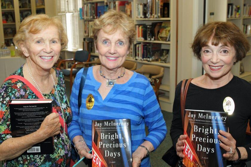 Delores Crawford, Fran Johnson, Margo Atkins