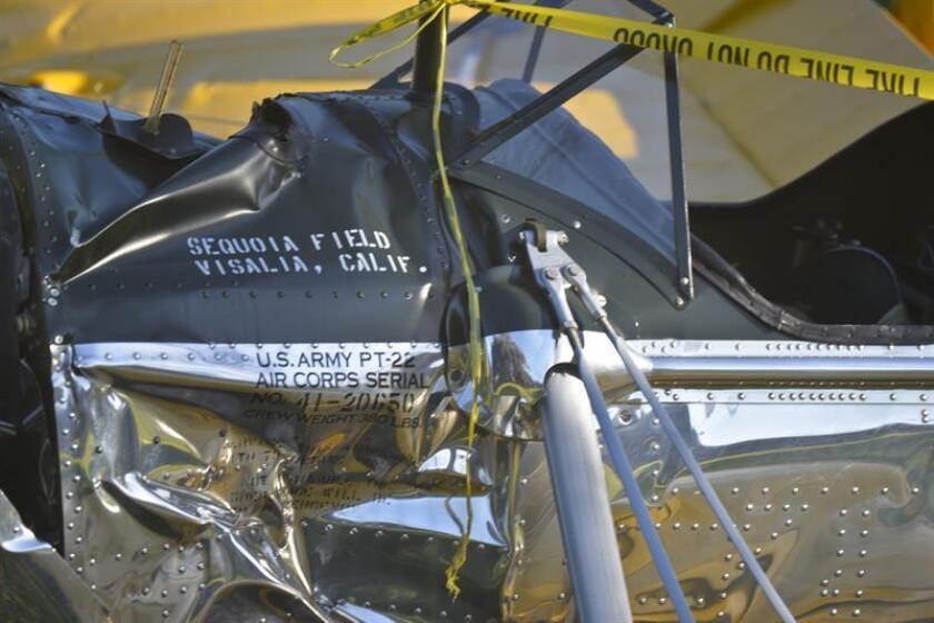 Dos personas murieron al estrellarse la pasada noche una avioneta en un río del condado de Putnan, en el noreste de Florida, aunque todavía no se ha divulgado la identidad de la víctimas, informaron medios locales. EFE/Archivo