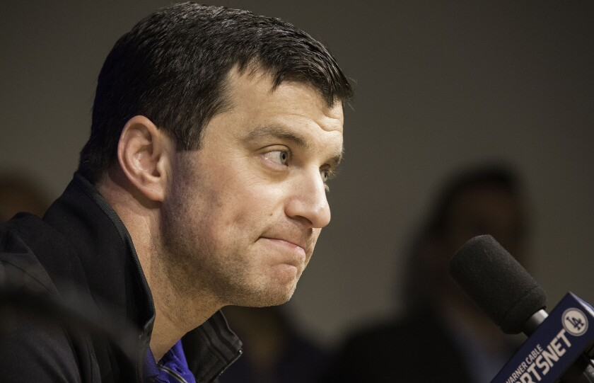 Giving Andrew Friedman a second chance at the perfect Dodgers hire