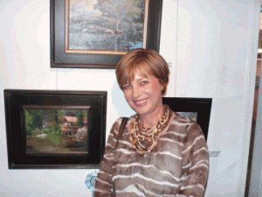 Toni Danchik receives an Honorable Mention